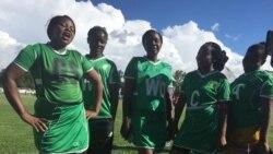 Udaba lwemidlalo eye SADC Intermobile Games siluphiwa nguMavis Gama