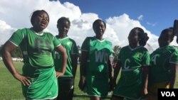 Abakade besemidlalweni eye SADC Intermobile Games