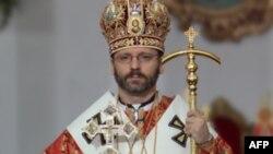 Глава УГКЦ Блаженніший Святослав Шевчук