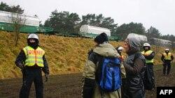 Протистояння поліції і антиядерних протестувальників у Німеччині