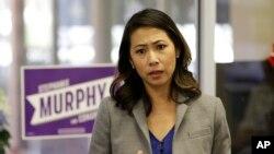 Dân biểu liên bang gốc Việt Stephanie Murphy.
