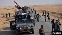 Las varias fuerzas que avanzan hacia Mosul no van a ser capaces de encerrar la ciudad desde el oeste.