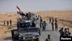 ارشیف: عراقي قواوو په تیرو دوو اونیو کې د موصل د ښار د بیرته نیولو لپاره عملیات پيل کړي دي