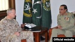 Đại tướng Hoa Kỳ John Allen, Tư lệnh lực lượng ISAF hội đàm với Tổng tham mưu trưởng quân đội Pakistan, Đại tướng Ashfaq Parvez Kayani