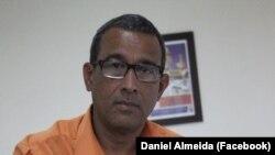 Daniel Almeida, jornalista cabo-verdiano