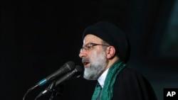 İran Məhkəmə Hakimiyyətinin sədri İbrahim Rəisi