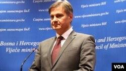 Denis Zvizdić, predsjedavajući Vijeća ministara
