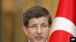ترکی کے وزیرِ خارجہ احمد داؤد اوگلو