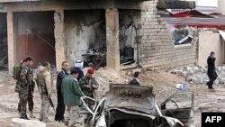 ერაყში აფეთქებებს 12 ადამიანი შეეწირა