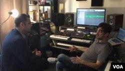 Разговор со Дуке во неговото студио во Њујорк