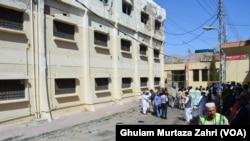 کوئٹہ میں شٹر ڈاؤن ہزتال( فائل)