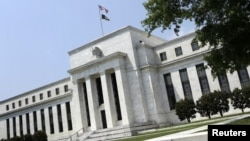 Cục Dự trữ Liên bang Mỹ ở Washington