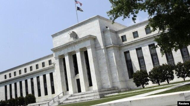 Tòa nhà Ngân hàng Trung ương Hoa Kỳ ở Washington.