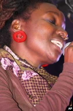 Injairu Kulundu lends the band a distinctive Kenyan character
