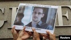Sebuah jajak pendapat mendapati lebih banyak warga AS (55 persen) yang menilai Edward Snowden bukanlah seorang pengkhianat (foto: dok).
