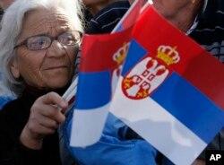 """Provladin miting """"Budućnost Srbije"""" u Beogradu, 19. aprila 2019."""