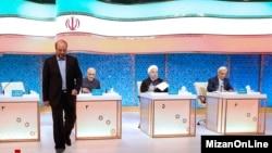 محمد باقر قالیباف - مناظره انتخاباتی