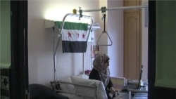 Wounded Syrians Seek Refuge, Treatment in Lebanon