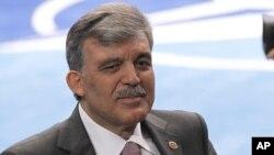Tổng thống Thổ Nhĩ Kỳ Abdullah Gul
