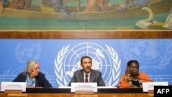 Abagize umurwi wa ONU utohoza ku Burundi