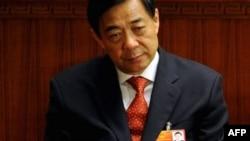前中共重庆市委书记薄熙来(资料照片)