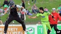 ٹی ٹوئنٹی میچ:نیوزی لینڈ نے پاکستان کو 39رنز سے ہرا دیا