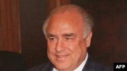 Виктор Степанович Черномырдин. Москва. Россия. 22 мая 1996 года