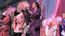 Festival Bunga Sakura (Bagian 1) - Dunia Kita April 2012
