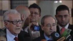 國際和平特使擔憂敘利亞內戰