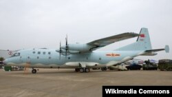 한국방공식별구역(KADIZ)에 진입해 비행한 것으로 추정되는 중국의 Y-9 정찰기. 중국 군용기의 KADIZ 진입은 올해들어 20차례가 넘은 것으로 알려졌다. (자료사진)