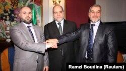 Alliance politique de trois mouvements islamistes avant les dernières élections législatives qu'a connu l'Algérie en mai 2012.