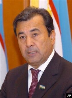 Senator Sodiq Safoyev, Tashqi aloqalar qo'mitasi raisi
