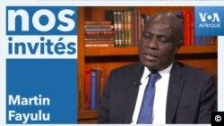 Martin Fayulu veut des élections anticipées en RDC