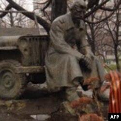 Монумент воинам-автомобилистам, погибшим в 1943