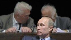 """Поединок: О новом сроке Путина и """"перезагрузке"""""""
