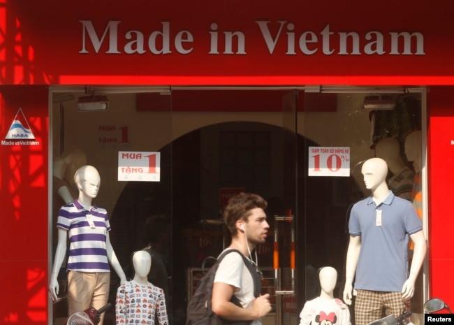 Trung Quốc và một số nước gần đây lợi dụng nhãn mác Việt Nam để xuất hàng sang Mỹ