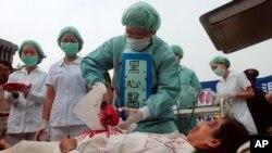 VOA连线(鲍蓉):活动人士呼吁国际社会遏制中国强摘器官