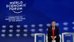 VOA连线(黄耀毅):白宫宣布达沃斯世界经济论坛代表团