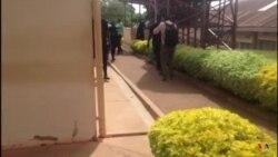 Abaregwa Diane Shima Rwigara, Anne Rwigara na Adeline Rwigara bagezwa imbere y'urukiko.
