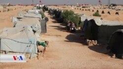 Derbiderên Efrînî Eyda Qurbanê ji Warên Xwe Dûr Diborînin