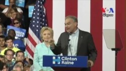 Clinton Running Mate Tim Kaine Brings Unusual Resume to the Campaign