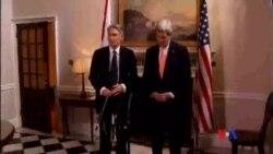 2015-02-22 美國之音視頻新聞: 美英討論對俄羅斯實施新制裁