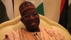 ZABEN2015: Ganawar VOA da Shugaban Najeriya Goodluck Jonathan, Maris 11, 2015 (English)