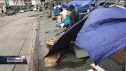Beskućništvo ozbiljan problem za ljude Los Angelesa
