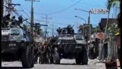 菲律賓副總統與反叛軍談停火