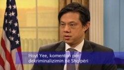 Hoyt Yee komenton për dekriminalizimin