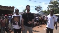 On The Scene: Burundians Celebrate President's Return