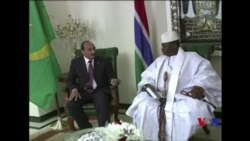 岡比亞總統賈梅同意交權並離開該國