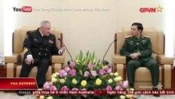 Nga đào tạo 'chuyên ngành đặc biệt' cho Hải quân Việt Nam