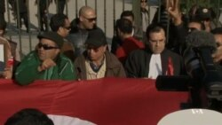 Tunisians Vow to Defeat Terrorism